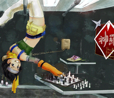 FFVII: Capture Your Knight by TobuIshi