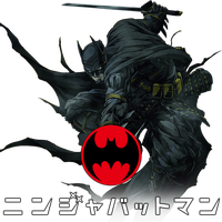 Batman Ninja - Anime Icon by Kiddblaster