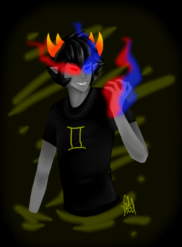 Sollux Captor by Gameaddict1234