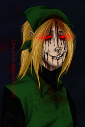 Ol' Ben Drowned by Cageyshick05