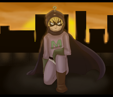 Mysterion by GizmoBruh