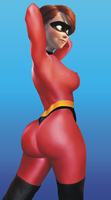 Mrs Incredible Helen Parr solo by alugok