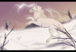 -Winter's magic- by STAFREE