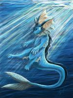 Pokemon: The Water Sprite by chocolatetater-tot