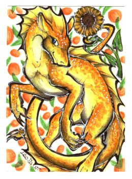 ACEO for Atorife by LeoDragonsWorks