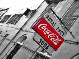 Coca Cola Sign by jensaarai