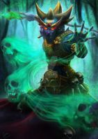 The Cursed Warlocks by AutumnRaineLifez
