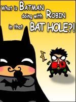 batman and robin by effiebee