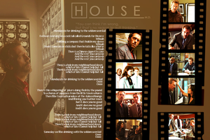 House MD - Grounds of Divorce by poturiye