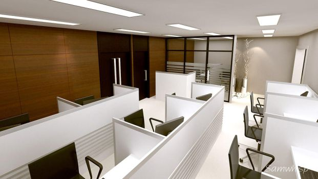 2010.04.07 office design 4 by SamWhisp