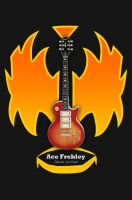 Ace Frehley by SEEZ85