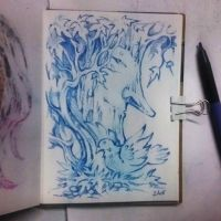 Instaart - Tree by Candra