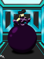 COM - Donna Rubber Ball by DracoDragite