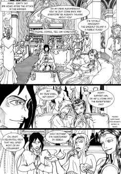 The Dark Artifact - Special Chapter pag. 1 by Enoa79
