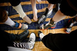 All Our Feet by KoiCosplay