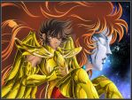 Seiya and Marin