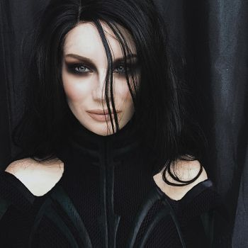 Hela COSPLAY by PlaySafeee
