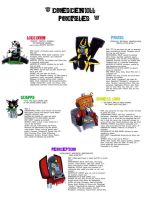 Crescendoll Character Profiles by neoyi