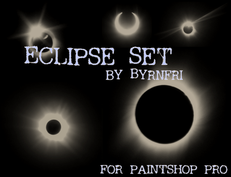 Eclipse set of 10 by byrnfri-resources