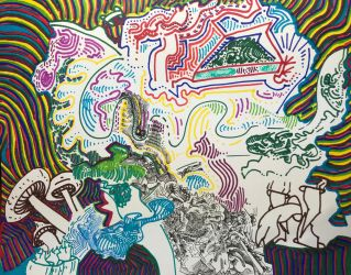Psychedelic  by EdMatter