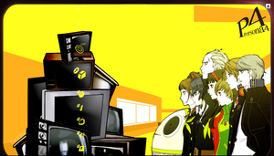 DarKaoZ - Persona 4 PS3 Theme by darkaoz