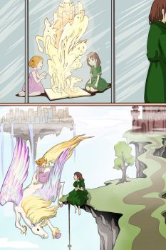 Fairytale for a princess_page 3 [THE END] by Vera-Ist-44