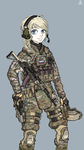 Russian FSB ALPHA by EMPTYGATE