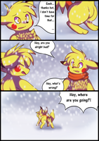 Aezae's Tales Chapter 2 Page 6 by Xael-The-Artist