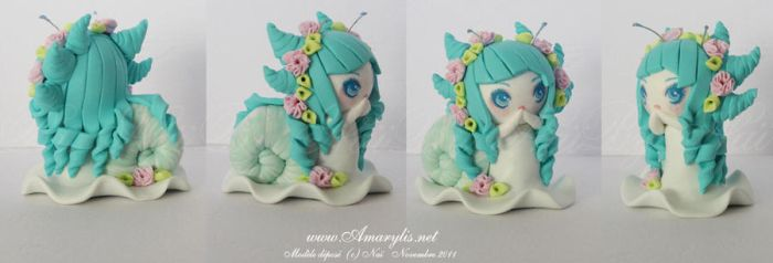 Snail Fairy 5 by Nailyce
