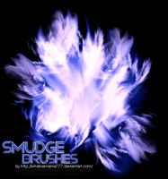 Smudge Brushes by Whatsername777