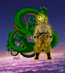Dragon Ball Z by Mysterious-D