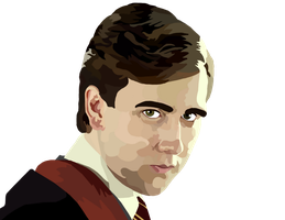 Neville Longbottom Digital Painting by whovianpoprocks