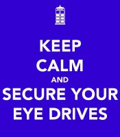 .:Secure Eye Drives:. by Life-is