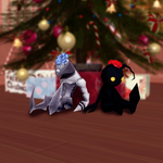 [Dec 17] Dusk and Shadow Plushies (XPS Download) by JointOperation