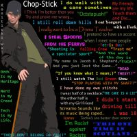 Shout out by Chop-stick