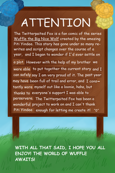 The Twitterpaited Fox Attention by Light-girl