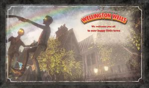 Wellington wells welcoming by PAINratio