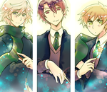 SlytherinPride .:Crossover:. by GYRHS