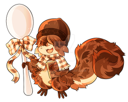 (SC) DTA! Acorn Witchling! by loppyrae