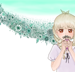 AT:  Lily-white Girl by vt2000