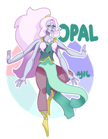 Opal by fried-stars