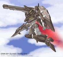 GNW-001 Throne Gundam Eins by Balder8472