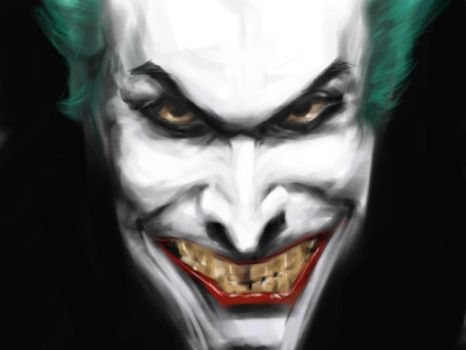 Joker by Cok3ster