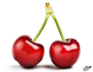 Cherry by ElyGraphic