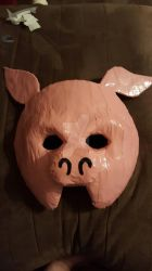 Professor Pyg Mask by DuctileCreations