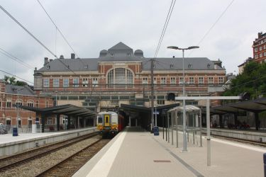 Verviers Central by ZCochrane