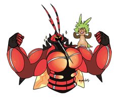 MIGHTY BUZZWOLE