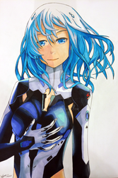 BEATLESS - Lacia by Fox-2k