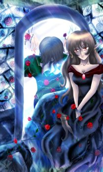 Happily ever after... or not? by Ayanako