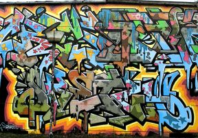 Graffiti by alfeign